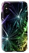Vibrant Wishes IPhone X Tough Case