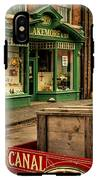 Victorian Town IPhone X Tough Case