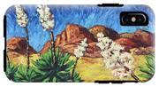 Vincent In Arizona IPhone X Tough Case