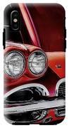 Vintage Corvette  IPhone X Tough Case