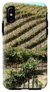 Vinyards In Napa Valley IPhone X Tough Case
