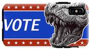 Vote - Presidential Election Poster IPhone X Tough Case