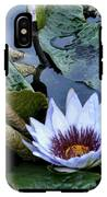 Water Lily IPhone X Tough Case