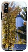 Water Tower IPhone X Tough Case