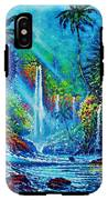 Waterfall IPhone X Tough Case