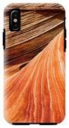Wave Lines IPhone X Tough Case