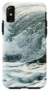 Waves In Stormy Ocean IPhone X Tough Case