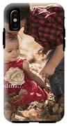 We Love Grandma IPhone X Tough Case