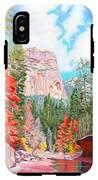 West Fork - Sedona IPhone X Tough Case