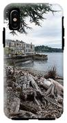 West Seattle Front Yard IPhone X Tough Case