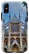 Westminster Abbey - North Transept IPhone X Tough Case