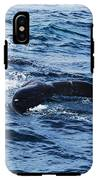 Whale Tail 3 IPhone X Tough Case