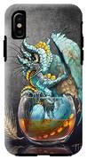 Whiskey Dragon IPhone X Tough Case