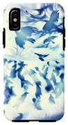 Whispering Wings IPhone X Tough Case