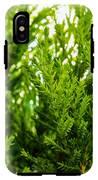 White Cedar. IPhone X Tough Case