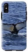 White Tail IPhone X Tough Case