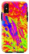 Wild N Crazy Butterfly IPhone X Tough Case
