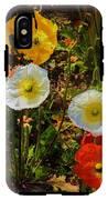 Wild Poppies IPhone X Tough Case