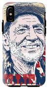 Willie Nelson Pop Art IPhone X Tough Case