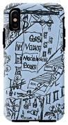 Wind Of Change 2014. Poezja I Sztuka Jest Wspolnym Jezykiem Swiata  IPhone X Tough Case