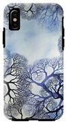 Winter Lace IPhone X Tough Case