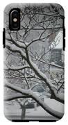 Winter Street IPhone X Tough Case