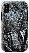 Winter Tree Hill End Nsw IPhone X Tough Case