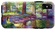 Woodland Rapture IPhone X Tough Case