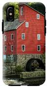 Ye Old Red Mill IPhone X Tough Case