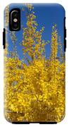 Yellow Explosion IPhone X Tough Case