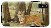 Young Bobcat    IPhone X Tough Case