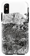 Yucca Sketch IPhone X Tough Case