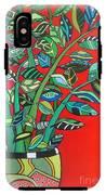 Zi Zi Plant II IPhone X Tough Case