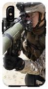 An Assaultman Handles IPhone X Tough Case