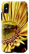 Bee IPhone X Tough Case
