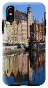 City Of Gdansk IPhone X Tough Case