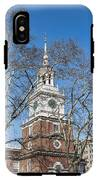 Independence Hall IPhone X Tough Case