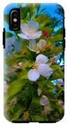White Beauty IPhone X Tough Case