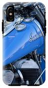 1948 Indian Chief Motorcycle IPhone X Tough Case