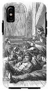 Great Railroad Strike, 1877 IPhone X Tough Case