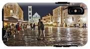 A Croatian Night IPhone X Tough Case