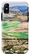 Andalucia Countryside IPhone X Tough Case