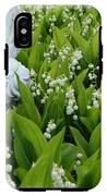 Angel In The Lilies IPhone X Tough Case