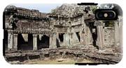 Angkor Archaeological Park IPhone X Tough Case