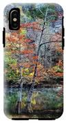 Autumn At Beaver's Bend IPhone X Tough Case