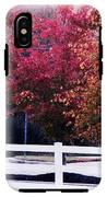 Autumn Has Returned IPhone X Tough Case