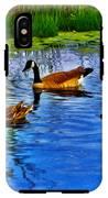 Baby Ducks IPhone X Tough Case