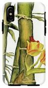 Bamboo Paradise IPhone X Tough Case