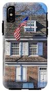 Betsy Ross House IPhone X Tough Case