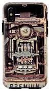 Better Times IPhone X Tough Case
